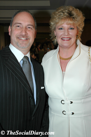 bob gay and lyndy roda of neiman marcus